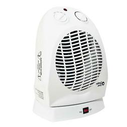 750/1,500-Watt Ceramic Electric Portable Heater with Thermos