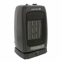CZ448 Oscillating Portable Ceramic Space Heater Comfort Zone