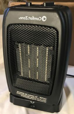Portable Space Heater Electric Oscillating Ceramic Room/Offi